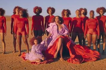 "Beyonce Delivers Gorgeous Visuals For Extended ""Spirit""+ ""Bigger"" Video"
