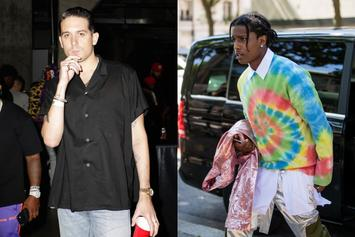 A Race Ting? G-Eazy Treated Very Differently Than A$AP Rocky By Swedish Officials
