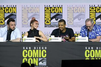 """""""Game Of Thrones"""" Cast Responds To Finale Backlash At San Diego Comic Con"""