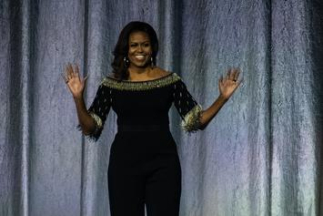 Poll Reveals Michelle Obama Is The Most Admired Woman In The World