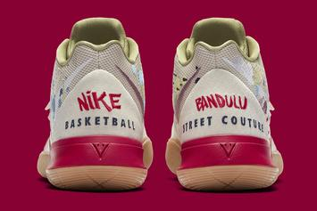 Bandulu x Nike Kyrie 5 Drops This Weekend: Official Details