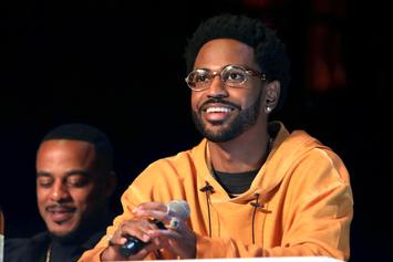 Big Sean Looks Insanely Jacked In Return To Social Media