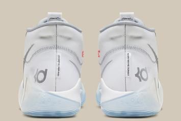 Nike KD 12 NRG Wolf Grey Dropping Soon: Official Images