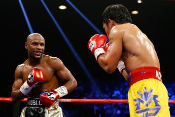 Floyd Mayweather Trashes Manny Pacquiao On Instagram Amid Rematch Talks