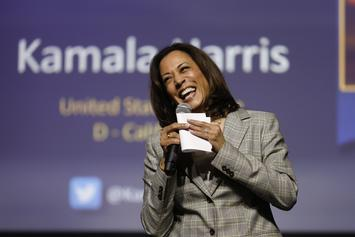 Kamala Harris Agrees Trump's Involvement In A$AP Rocky's Case Is Misuse Of Power