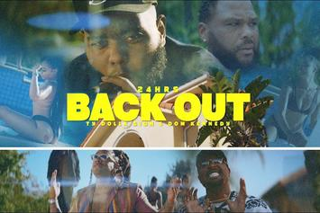 "24HRS, Ty Dolla $ign & Dom Kennedy Join Forces In ""Back Out"" Video"