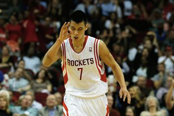 """Jeremy Lin In Free Agency Thinks """"The NBA Has Given Up On Me"""""""