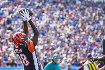 Bengals Lose AJ Green For 6-8 Weeks Due To Leg Injury: Report