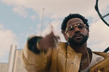 "Big Sean Releases New Video For Jhené Aiko-Assisted Cut ""Single Again"""