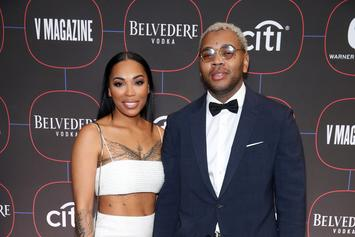 Kevin Gates Fondles His Wife's Breasts In An Uber While Turning Up To New Single