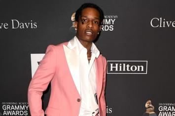 A$AP Rocky's Trial To Begin This Week, Main Witness Against Him Was Arrested