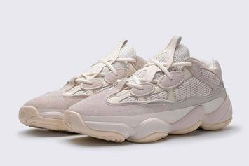 "Adidas Yeezy 500 ""Bone White"" Release Date Announced"