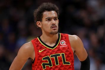 Trae Young Reportedly Gained 15 Pounds Of Muscle This Offseason