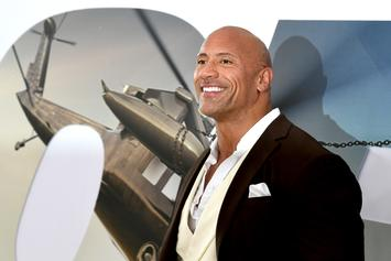 Dwayne Johnson Is Making The Most Bread From Acting Than Any Other Actor
