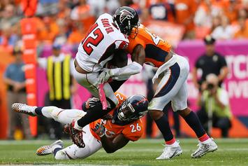 NFL Action Returns Tonight: How To Watch Broncos Vs Falcons