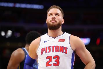 "Blake Griffin Felt Lack Of ""Respect"" From The Clippers During Trade"