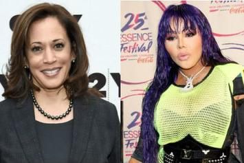 Kamala Harris Gets Dragged For Putting Lil Kim In Prison—Except, She Didn't