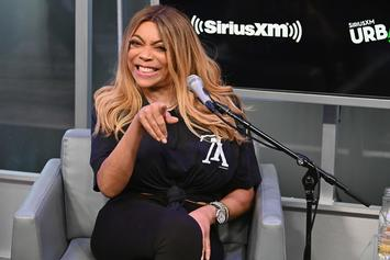 Wendy Williams' Weave Comes Off During Wild Night Out After Canceled Tour Dates