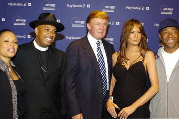 Russell Simmons Says He Once Hooked Trump Up With A Black Woman