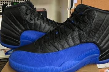 "Air Jordan 12 ""Game Royal"" Coming Soon: Best Look So Far"