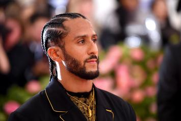Colin Kaepernick Looks NFL-Ready In New Workout Video: Watch