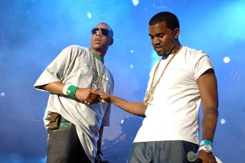 """Jay-Z & Kanye West's """"Watch The Throne"""": A Collaborative Classic"""