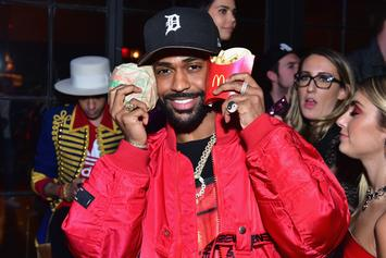 """Big Sean Still Rocking His New Look During """"Single Again"""" Television Debut"""