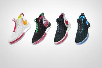 Nike Introduces New Basketball Sneaker, The AlphaDunk: Release Info