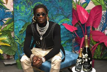 Young Thug Hit With $145K Tax Lien: Report