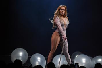 Jennifer Lopez Shows Off Killer Curves With Just Three Days Left Of Tour