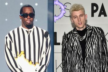 Diddy Explains Why He Signed Machine Gun Kelly