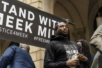 """Meek Mill Partners With Jay-Z To Release """"Free Meek"""" Documentary"""