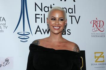 """Amber Rose Jokes About Being Added To """"Greatest H-es Of All Time"""" List"""