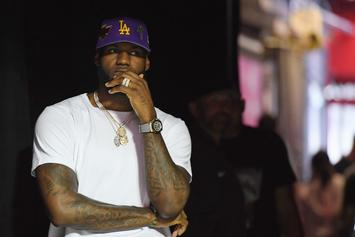 LeBron James Left Mesmerized By Smoke Coming From His Body: Watch