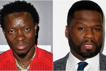 "Michael Blackson Asks For Extension On 50 Cent Loan: ""No Need To #GetTheStrap"""