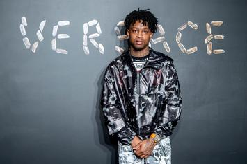 """21 Savage May Just Have To Drop His New Single """"Immortal"""""""