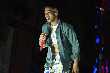 "Kid Cudi Teams Up With Stance Socks For ""Man On The Moon"" Anniversary"