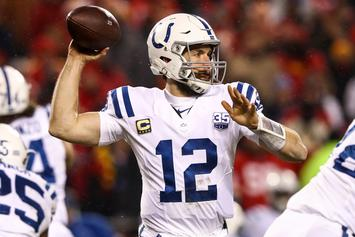 Andrew Luck Injury Revealed To Be Worse Than Originally Imagined
