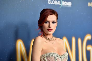 """Bella Thorne''s Directorial Debut Will Be An """"Ethereal Film"""" On Pornhub"""