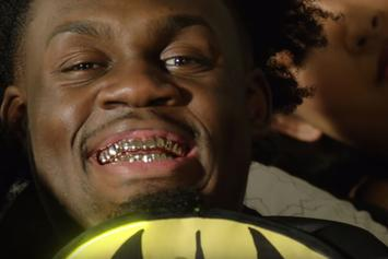 "Ugly God Is Party-Loving Superhero In ""Batman"" Visual"