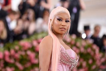 "Nicki Minaj Seemingly A Married Woman, Changes Name To ""Mrs. Petty"""