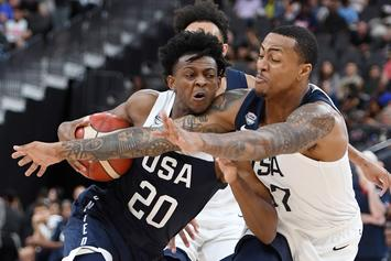 "De'Aaron Fox Withdraws From A Depleted ""Team USA"""