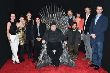 "George R.R. Martin Claims ""Game Of Thrones"" Finale Was ""Freeing"""