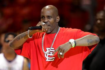 DMX Re-Proposes To Longtime Girlfriend
