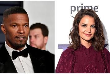 Jamie Foxx & Katie Holmes Split After Six Years: Report