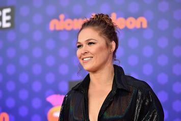 Ronda Rousey Nearly Severs Finger Filming TV Show: Graphic Photo