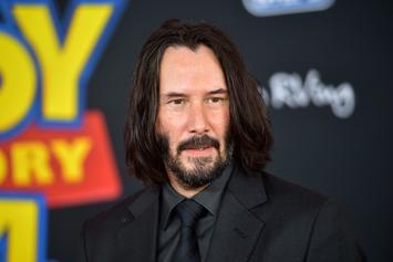 "Warner Bros. Confirm ""Matrix 4"" With Keanu Reeves"