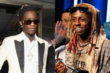 """Young Thug On Why He Thinks Lil Wayne Doesn't Like Him: """"He's Just So Spoiled"""""""