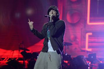 Eminem's Publisher Sues Spotify For Massive Copyright Infringement Claim: Report