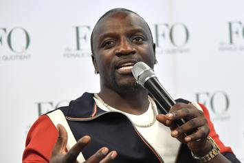 """Akon Weighs In On Jay Z's NFL Partnership: """"Somebody Has To Lead"""""""